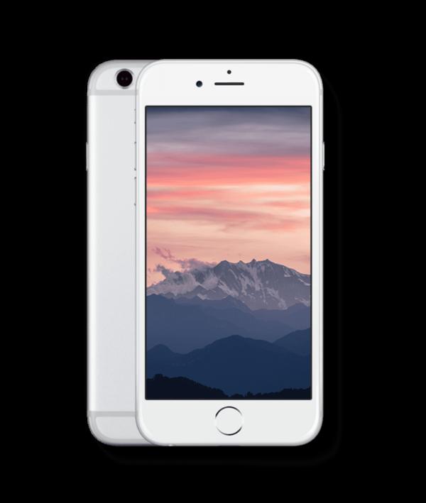 Iphone 6 - Argento 16/32/64/128 gb