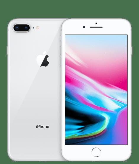 Iphone 8 Plus - Argento 64/256 gb